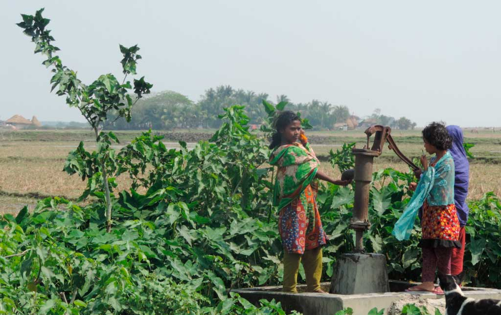 Community-based disaster risk reduction (Bangladesh)