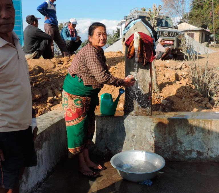 Evaluation of emergency response to 2015 earthquakes (Nepal)