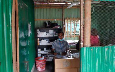 Evaluation of Christian Aid's Rohingya crisis response (Bangladesh)